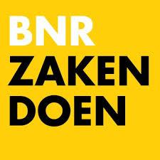 BNR Zakendoen met NMv-voorzitter Frederique van Zomeren